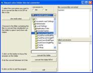 my new txt bin converter GUI